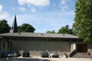 Eglise Saints Come et Damien