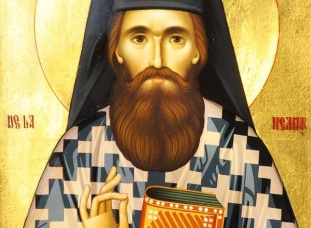 Sf Cuv Ioan Iacob Hozevitul