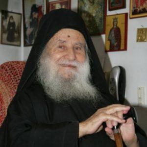 Gheron Iosif Vatopedinul